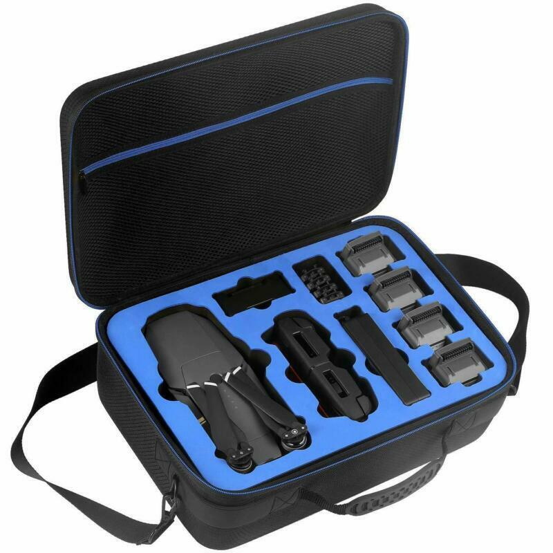 D Dacckit Travel Carrying Case Compatible With Dji Mavic Pro Mavic Pro Platinum