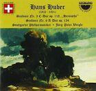 Hans Huber: Symphony No. 3; Symphony No. 6 (CD, Apr-2016, Sterling)