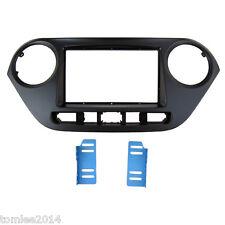 Fascia for Hyundai i-10 i10 facia dash mount kit adapter panel face plate cover