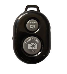 Kamera-Bluetooth-Ausloeser-Fernbedienung-Foto-Handy-Ausloeser-iOS-Android-Neu
