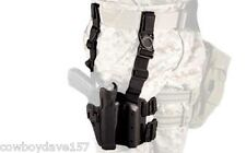 BlackHawk CQC Serpa Tactical Holster fits Glock 17 19 22 23 31 32  430500BK-R