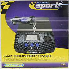 SCALEXTRIC C8215 SPORT LAP COUNTER / TIMER NEW 1/32 SLOT CAR TRACK