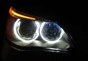 2X-BMW-5er-E39-E60-61-BMW-1er-E87-ANGEL-EYES-Standlichter-XENON-LED-5W-8000k