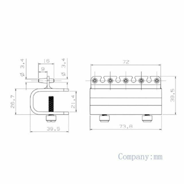 Hot Sale Soft Tube Fixture Holder For Dosing Pump SALE Tubes Version 4 O6I2