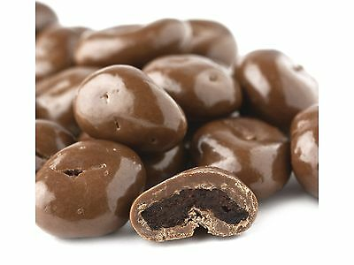 SweetGourmet Milk Chocolate Covered Dried Cherries- 2 LB FREE SHIPPING!