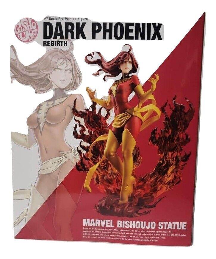 Bishoujo Statue Dark Phoenix Rebirth 23cm X-Men 1//7 PVC Figure Toy Gift New