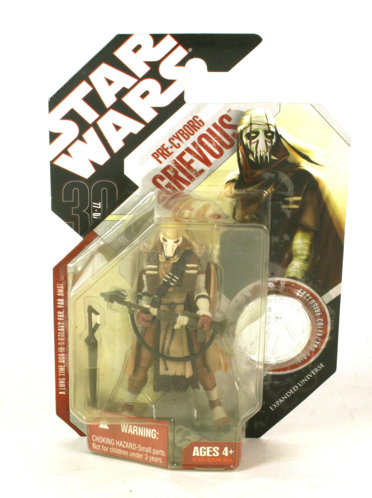 Star Wars 30th Anniversary Collection Pre-Cyborg Grievous