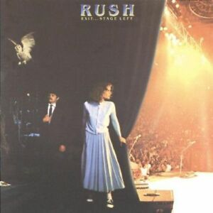 Rush - Exit Stage Sinistro Nuovo CD