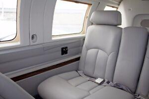 Elegant Image Is Loading Piper Ted Smith Aerostar Custom Leather Interior PA  Design Ideas