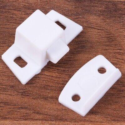 4x Plastic Rocker Spring Catches Kitchen Bathroom Cabinet Cupboard Door Latch Uk 5057502088123 Ebay