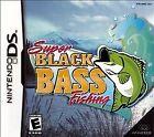 Super Black Bass: Fishing (Nintendo DS, 2006)