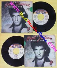 LP 45 7'' PAUL JABARA Shut out Hungry for love DONNA SUMMER 1977 no cd mc dvd *