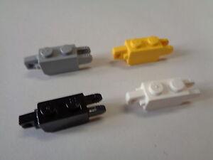 LEGO Brique Charnière 1x2 Hinge Brick 2+1 Finger (30386) choose color