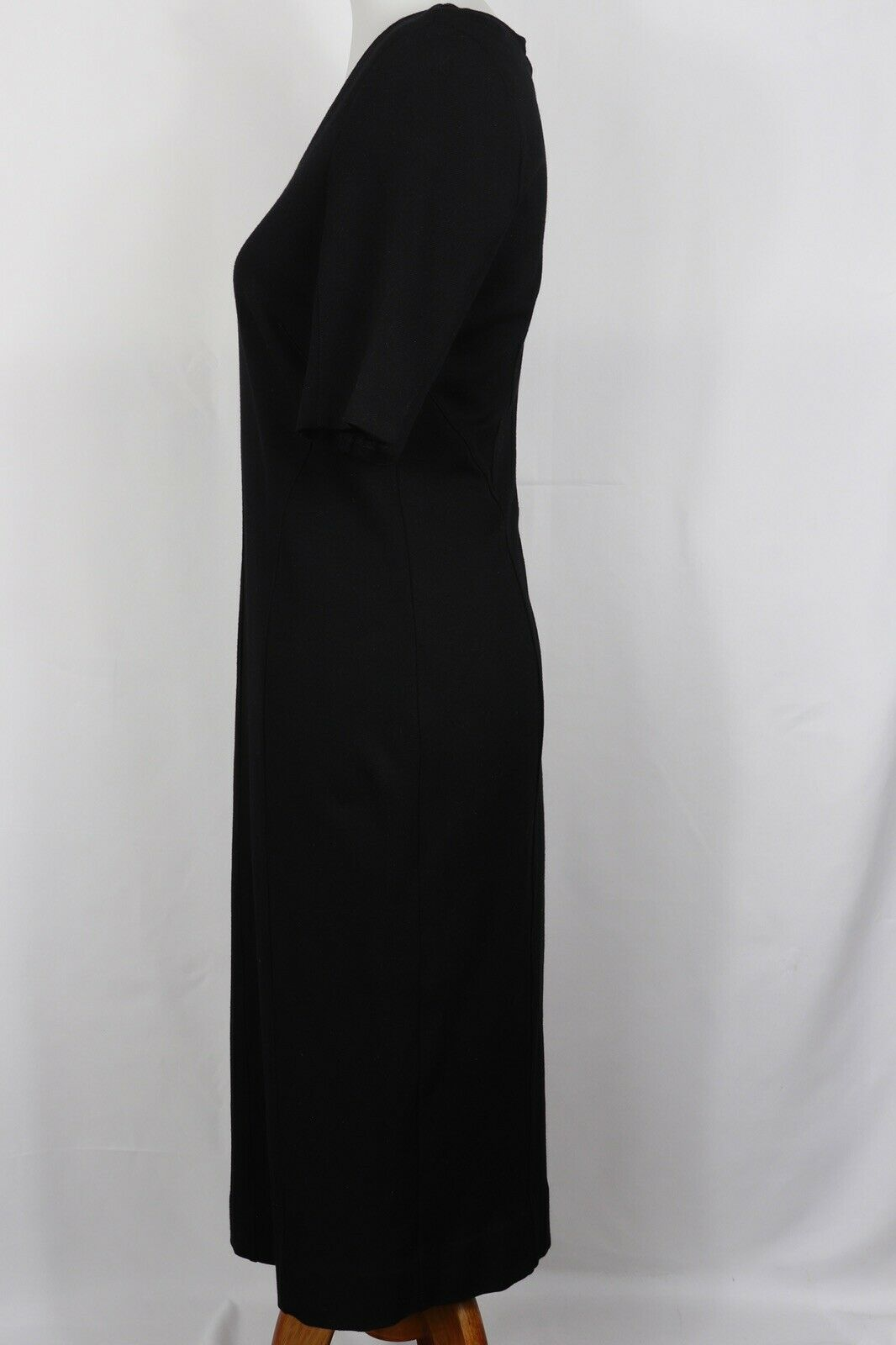 CAbi Style #3101 Claire V Neck Dress Ponte Knit B… - image 2