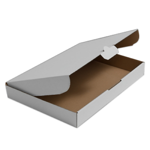 100 Maxibrief Kartons Karton L240 x B160 x H45mm  WEISS QUALITÄTSWELLE AS50002
