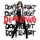 Don't Forget by Demi Lovato (CD, Apr-2009, Hollywood)