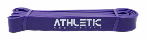 Athletic Aesthetics Resistance Bands Fitness Training Bodybuilding 11-36 KG