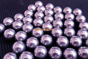 "5mm 0.1969/"" Inch Carbon Steel Bearing Ball 50 pcs -"