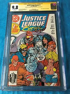 Justice-League-Europe-1-DC-CGC-SS-9-8-Signed-by-Sears-DeMatteis-Giffen