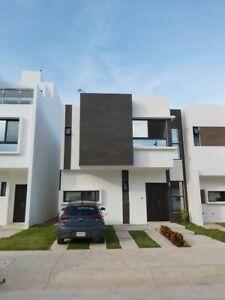 Casa en renta en playa del Carmen en ARGU Residencial
