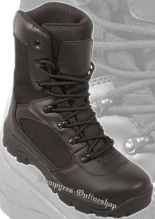 By MMB Tactical Stiefel Schwarz Security Stiefel Stiefel Allround Allround Allround Schuhe schwarz schwarz e05544