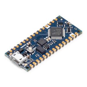 Arduino Nano Every, Board With ATmega4809 + Arm Cortex M0 20MHz,48KB,ABX00028