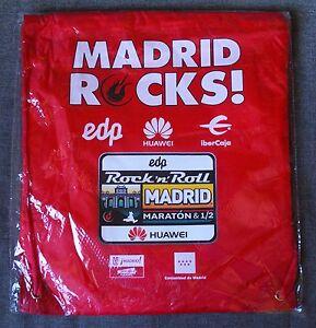 """Mochila saco """"Rock'n'roll Madrid Maraton"""" - España - Mochila saco """"Rock'n'roll Madrid Maraton"""" - España"""