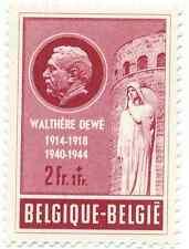Belgique 1953 N°908 Monument au Thier-à-Liège de Walter Dewé(1880-1944)Ingénieur