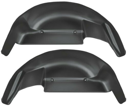 Husky Liners Rear Wheel Well Guards for 2006-2014 Ford F-150