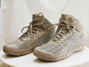 Reebok-RCF-Nano-3-0-Tactical-beige-kaki-homme-Crossfit-Baskets-UK-11-EU-45-5