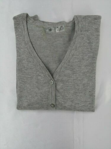 Womens V Neck Cardigan 3//4 Sleeve Ex Debenhams Collection Fine Knit Size 10-20