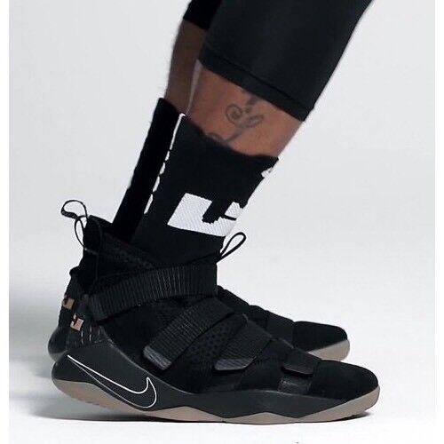 Nike Lebron Soldier XI 897644-007 noir
