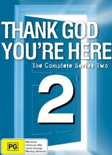 1 of 1 - Thank God You're Here : Season 2 (DVD, 2007, 3-Disc Set)