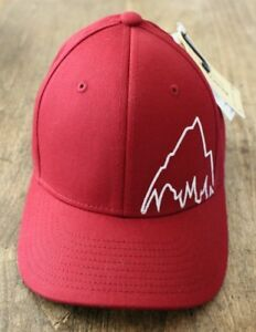 NWT BURTON BOYS MTN SLIDESTYLE BITTERS HAT - O S - RED (MSRP  24.95 ... e5301e64b36c8