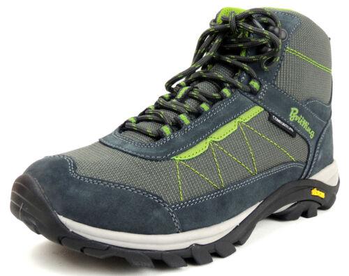 Anthrazit membran Brütting Schuhe grün Vibram Comfortex Trekking Wander qfftwAxgU