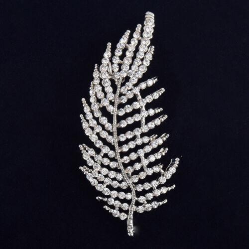 Hommes Femmes Strass Cristal Perle Animal bouquet de fleurs Costume Broches Pins