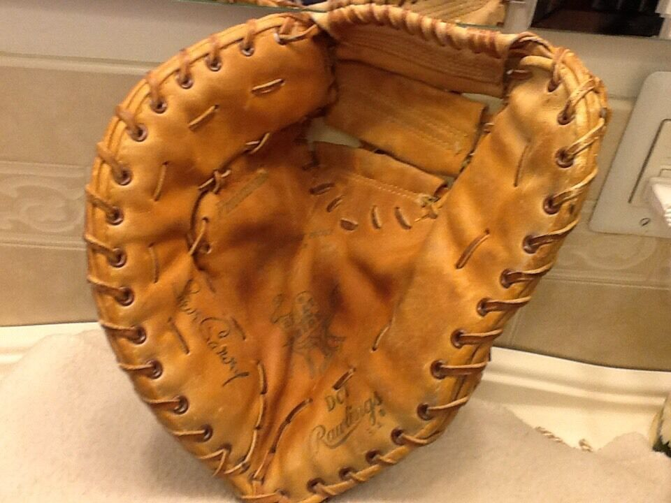 Rawlings USA 12.5  DCT Steve Garvey First Base Mitt Heart of the hide