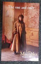 *Rare* Les Miserables Theatre Poster