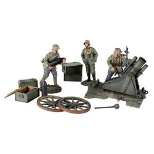 Britains 23083 WWI 1916-18 German 170 cm Minenwerfer Infantry - 11 Piece Set