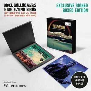 Noel Gallagher HIGH FLYING BIRDS signed & numbered #259 (Oasis Liam RKIDLP005)