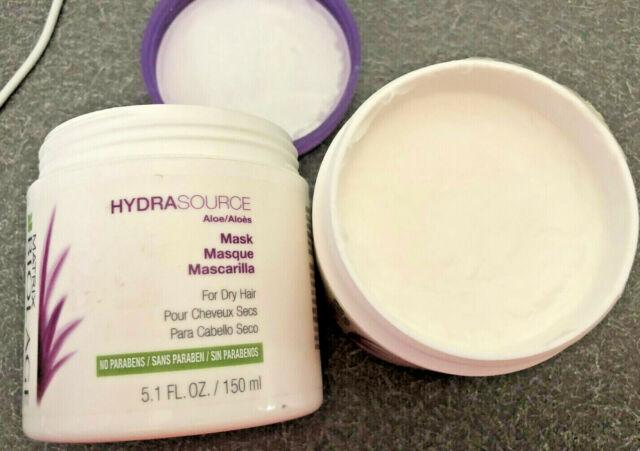 MATRIX HYDRASOURCE ALOE MASK 5.1 oz Salon Fresh  FOR DRY HAIR