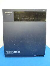 Panasonic Kx Tda100 Ip Pbx Cabinet Phone System