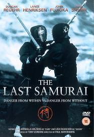 1 of 1 - The Last Samurai (DVD, 2004)