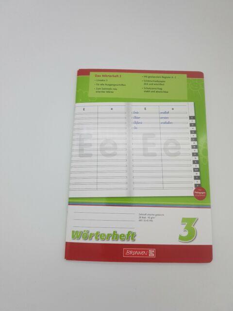 Lineatur 06 10 Herlitz Schulhefte DIN A5 16 Blatt
