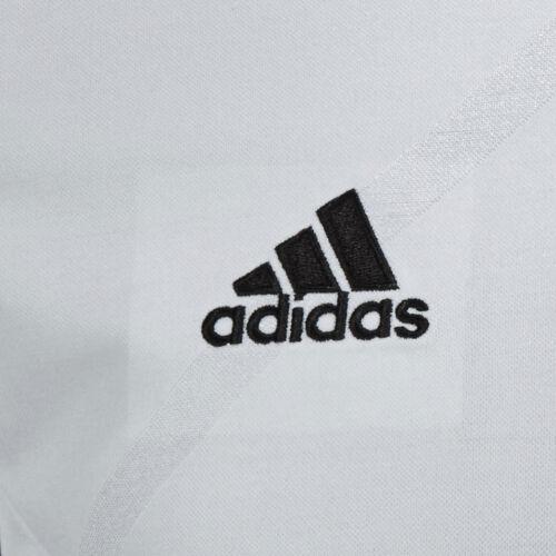 Adidas Tabe 14 Jersey Junior Boys Age 13 to 14 Colour WHITE