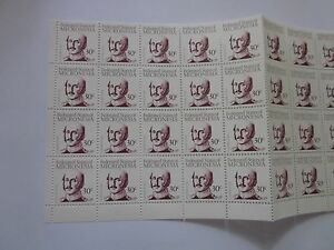 40 NH federated states of MICRONESIA 30c Fyedor Lutke stamps