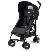 Peg Perego 2016 Pliko Mini Stroller In Onyx Black Brand