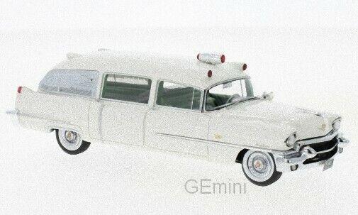 NEO 46956 - Cadillac Miller Ambulance - 1956  1 43