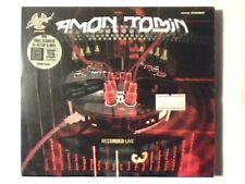 AMON TOBIN Solid steel presents recorded live cd VELVET UNDERGROUND APHEX TWIN