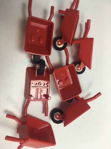 1 Item Per Order FREE UK POSTAGE LEGO 98288-1 RED Garden Wheelbarrow